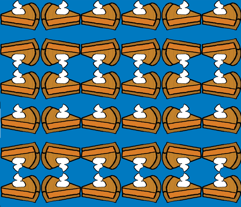 Beautifully Crafted Pie Pattern fabric by sydneymaloney on Spoonflower - custom fabric