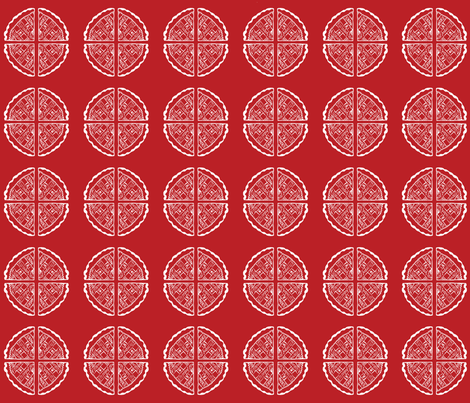 Pies_James fabric by annazoejames on Spoonflower - custom fabric