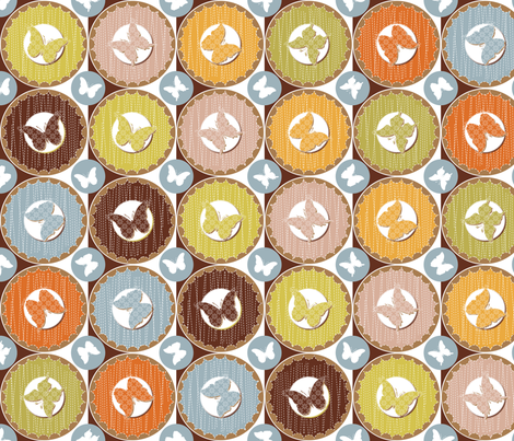 PartyPies fabric by paula's_designs on Spoonflower - custom fabric