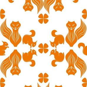 Foxy ORANGE
