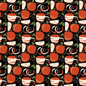 Apples for Peeling_Black