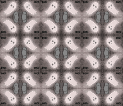 Eastling_ghost_contest_pattern fabric by ky_east on Spoonflower - custom fabric