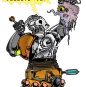 Dalek vs Cyberman