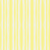 broad pin stripe in lemon