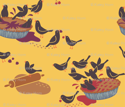 Blackbird Pie
