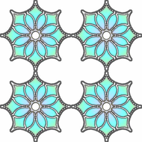 happy holly fabric by keweenawchris on Spoonflower - custom fabric