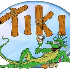Tiki Lizard