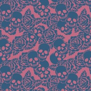 Berry Skulls Small