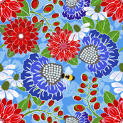 Flowers Americana