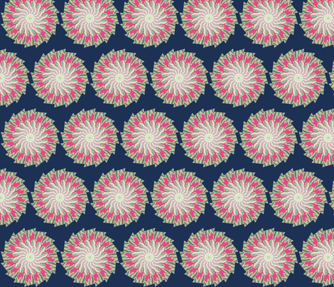 flora_saw_1 fabric by lfntextiles on Spoonflower - custom fabric