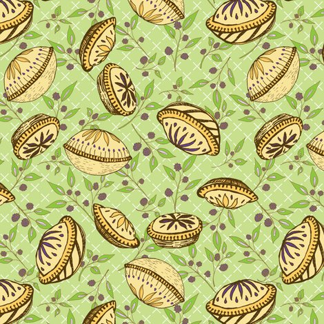 Rrbrazenberry_pastry_treats_on_light_green_antique_shop_preview