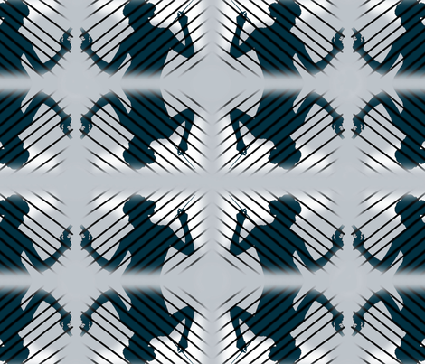filmnior fabric by ally_babikian on Spoonflower - custom fabric
