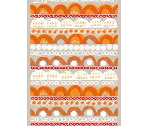 2015_citrus_slice_tea towel calendar-27 inch