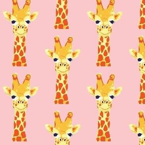 Pink Giraffe