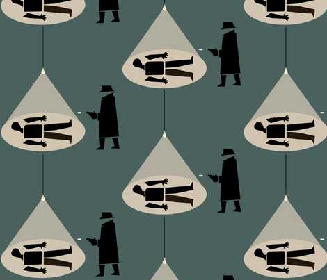 Film_Noir fabric by kiki_ on Spoonflower - custom fabric