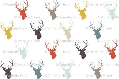 Modern Deer