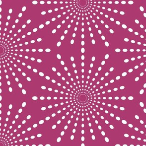 Discodot Star - Fuchsia