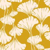 Royal Ginko - mustard -