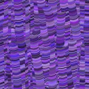 Fern Marble - Violet