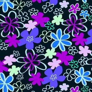 ditsy flower