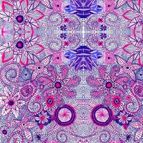 Taylor Paisley Floral Mix