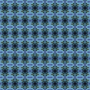 Pit bull mosaic - Gaia blues