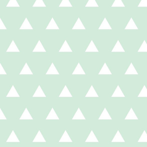 mint triangle