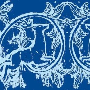 asheville deer blue