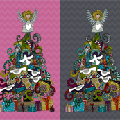 angel tree panels