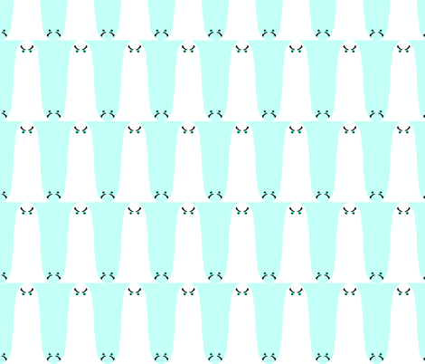 BooGhost fabric by grannynan on Spoonflower - custom fabric