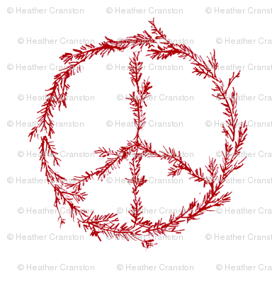 Peace_wreath_stamp_red_preview