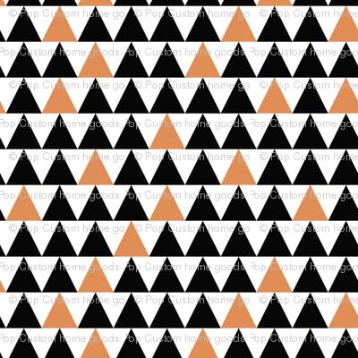 Hallowe'een Triangles