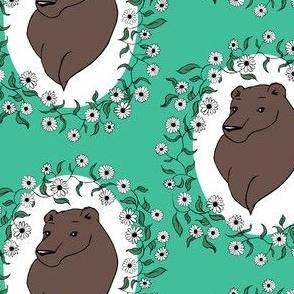 Bear Floral