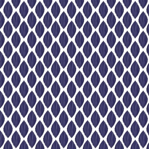 ikat-leaf-navy-tile