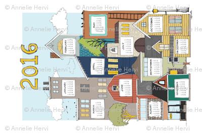 2016 Sketch City In Color