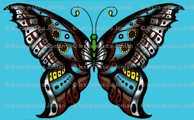 BUTTERFLY-deco