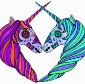 Sugar Skull Unicorn