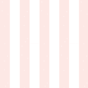 cestlaviv_blush stripe white dot  co-ordinate for watercolor hearts