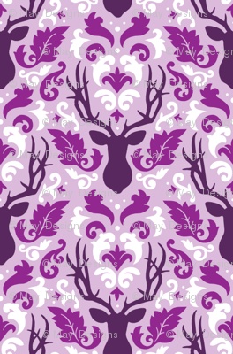 deer-damask-orchid-tile
