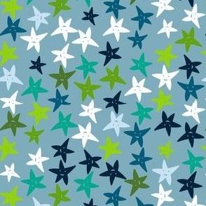 Bibinaut Stars Green