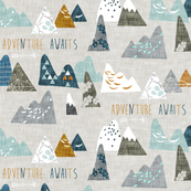Adventure Awaits (earth) SMALL