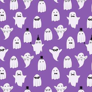 Ghost Costume Party