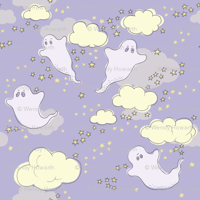 starry ghosts