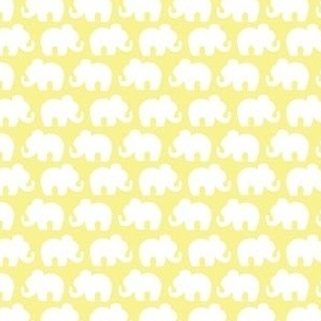 yellow Elephants