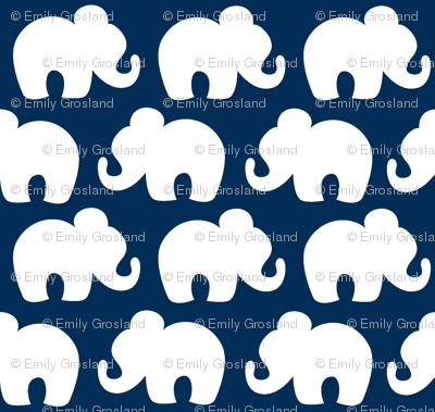 navy elephants