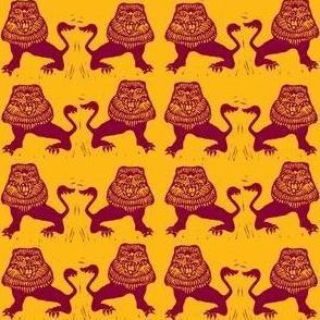 Hot Lions!