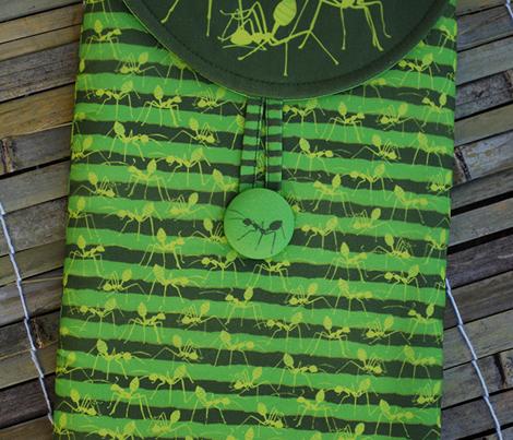 Green ants