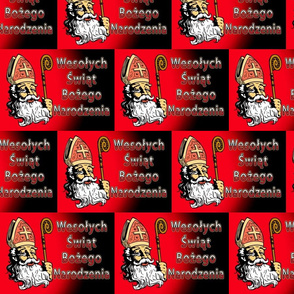 Wesolych Swiat St. Nicholas