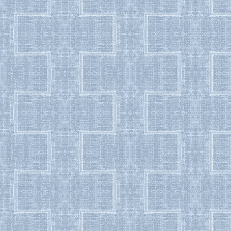 denim cross  fabric by materialsgirl on Spoonflower - custom fabric