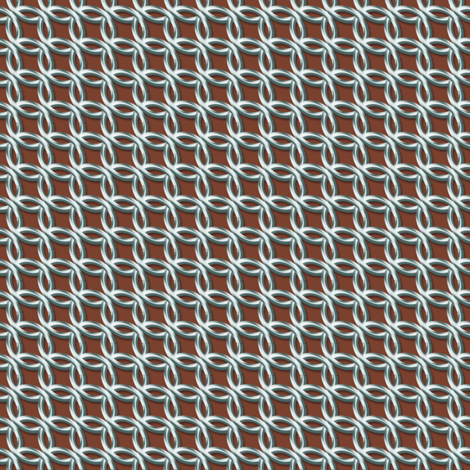 Chain Mail High Melanin Background